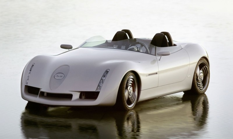 2001 Toyota FXS Roadster 15