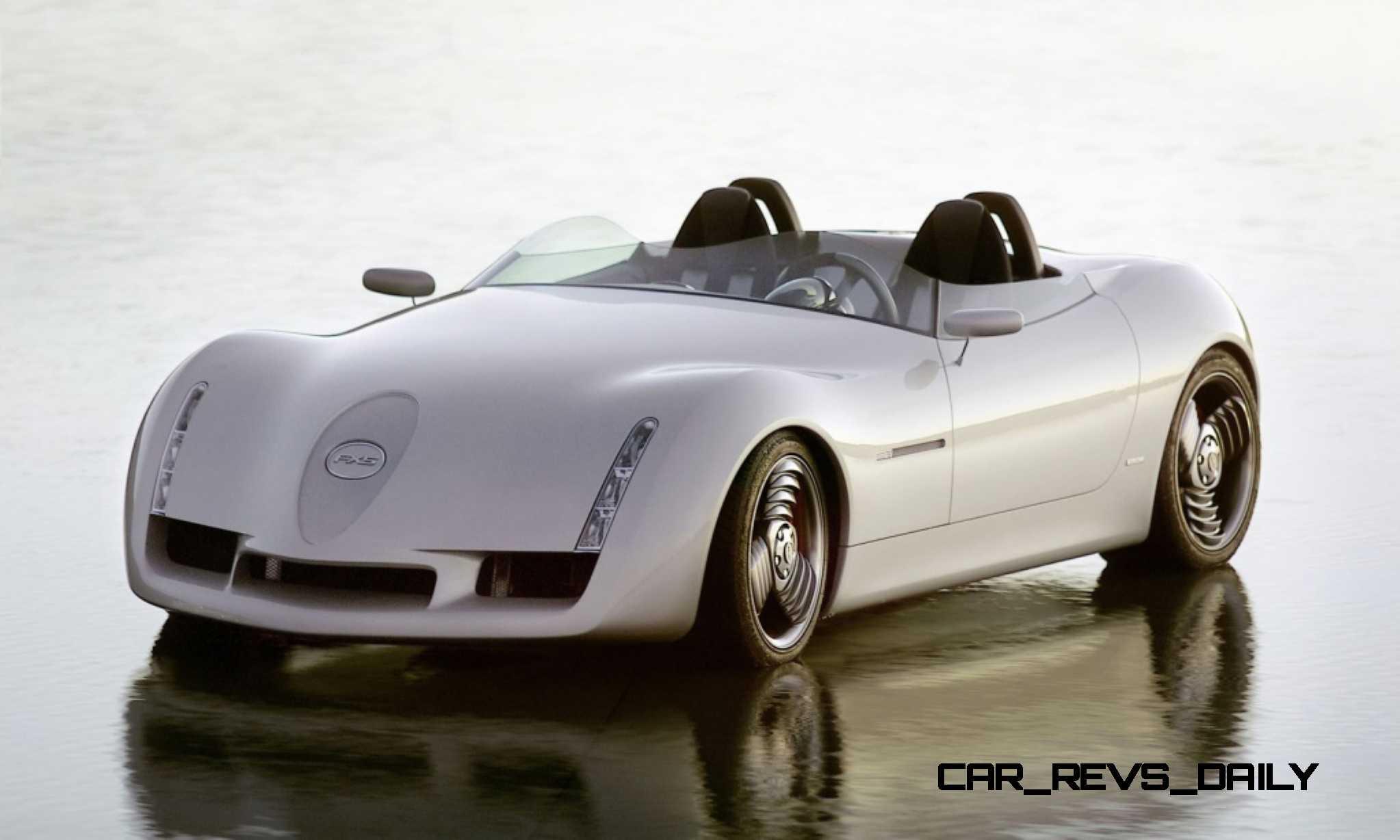 2001 Toyota Fxs