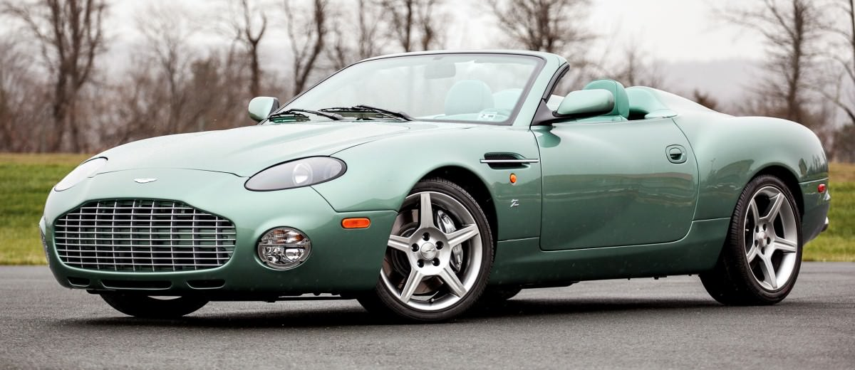 2003 Aston Martin DB AR1 by Zagato 1