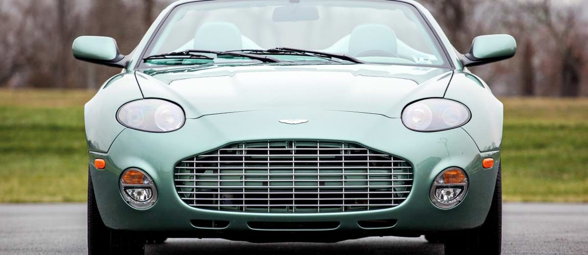 2003 Aston Martin DB AR1 by Zagato 10