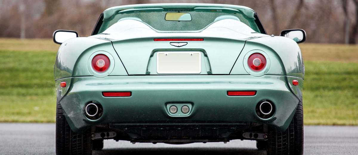 2003 Aston Martin DB AR1 by Zagato 11