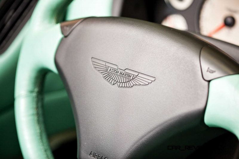 2003 Aston Martin DB AR1 by Zagato 13