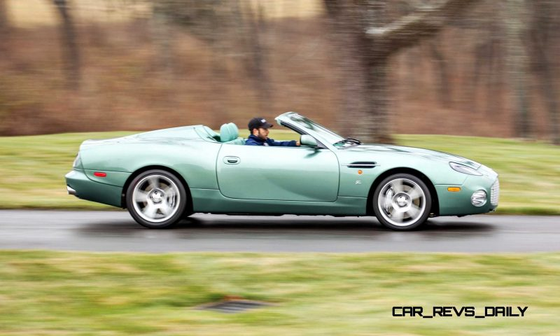 2003 Aston Martin DB AR1 by Zagato 16