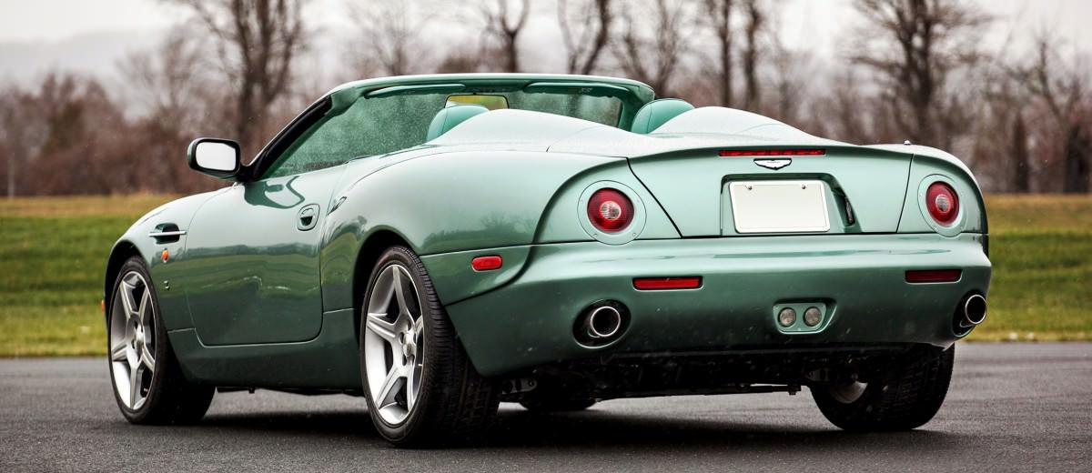 2003 Aston Martin DB AR1 by Zagato 2
