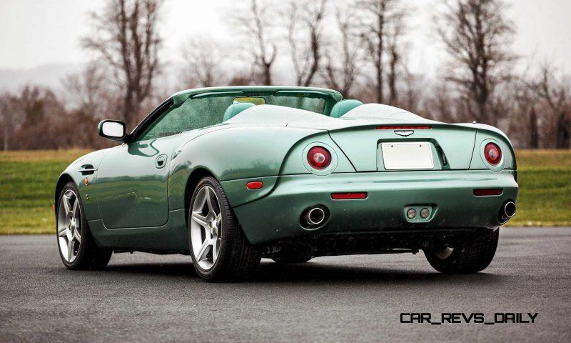 2003 Aston Martin Db Ar1 By Zagato