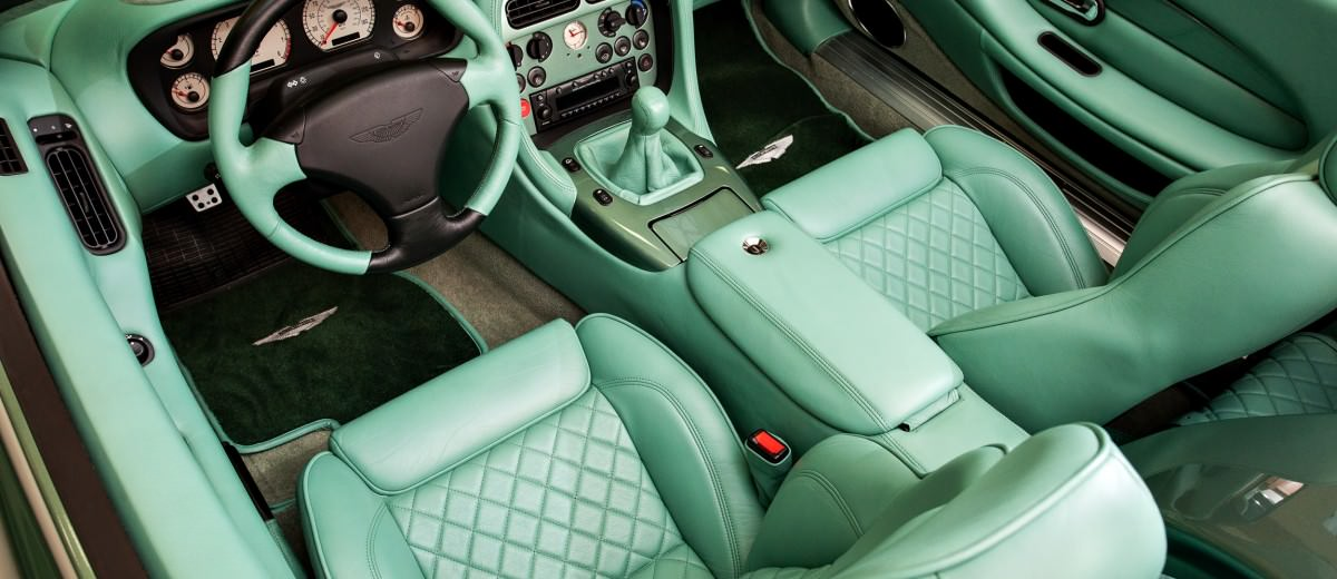 2003 Aston Martin DB AR1 by Zagato 4
