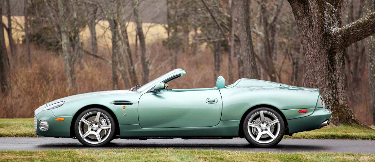2003 Aston Martin DB AR1 by Zagato 5