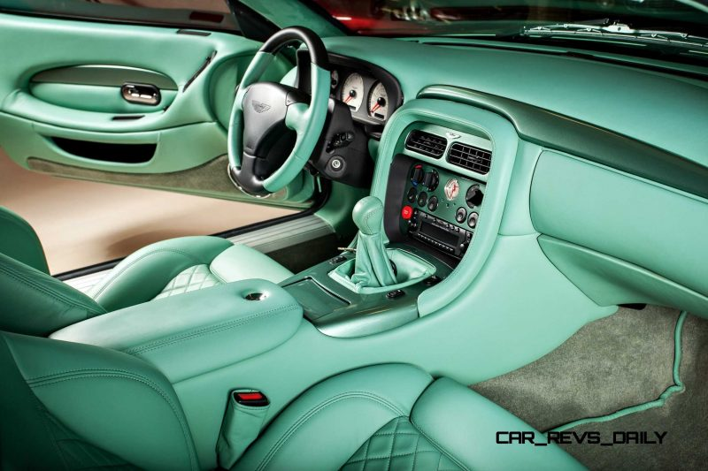 2003 Aston Martin DB7 Zagato 10