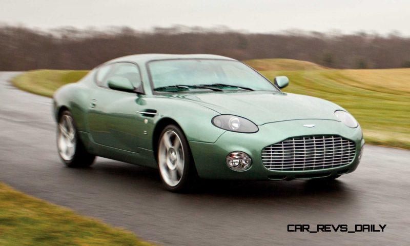 2003 Aston Martin DB7 Zagato 12