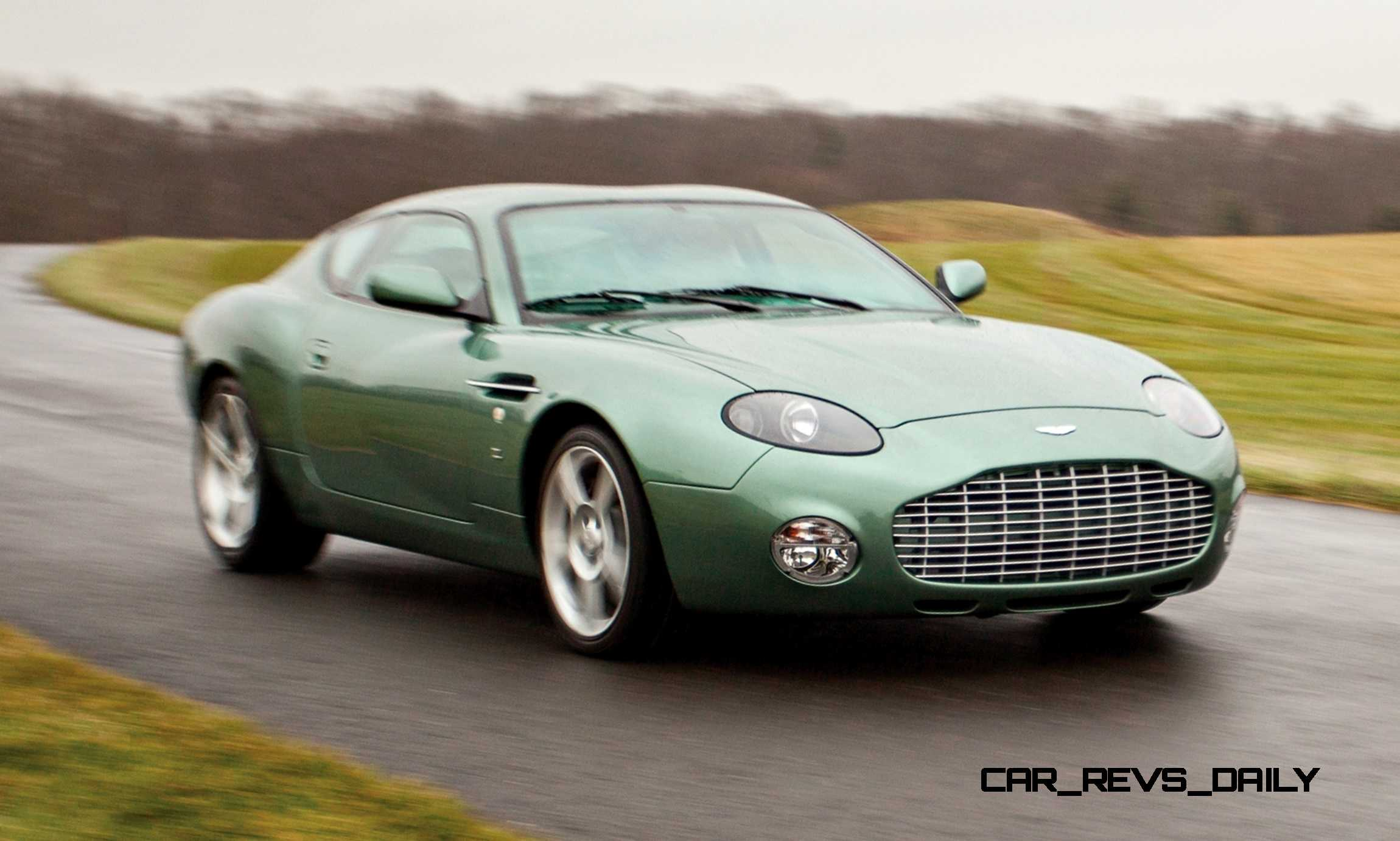 Aston Martin Db7 Zagato Value