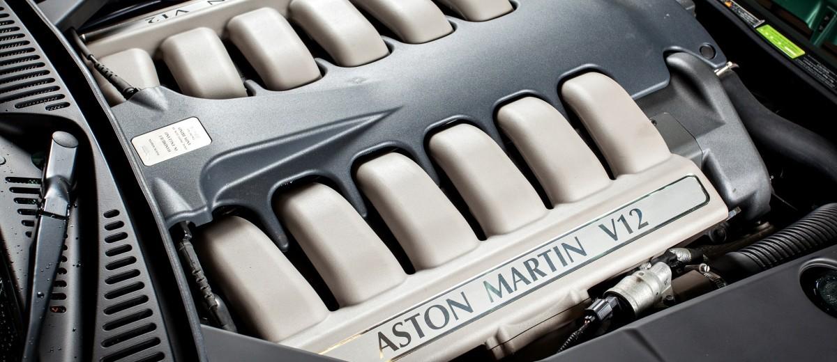 2003 Aston Martin DB7 Zagato 2