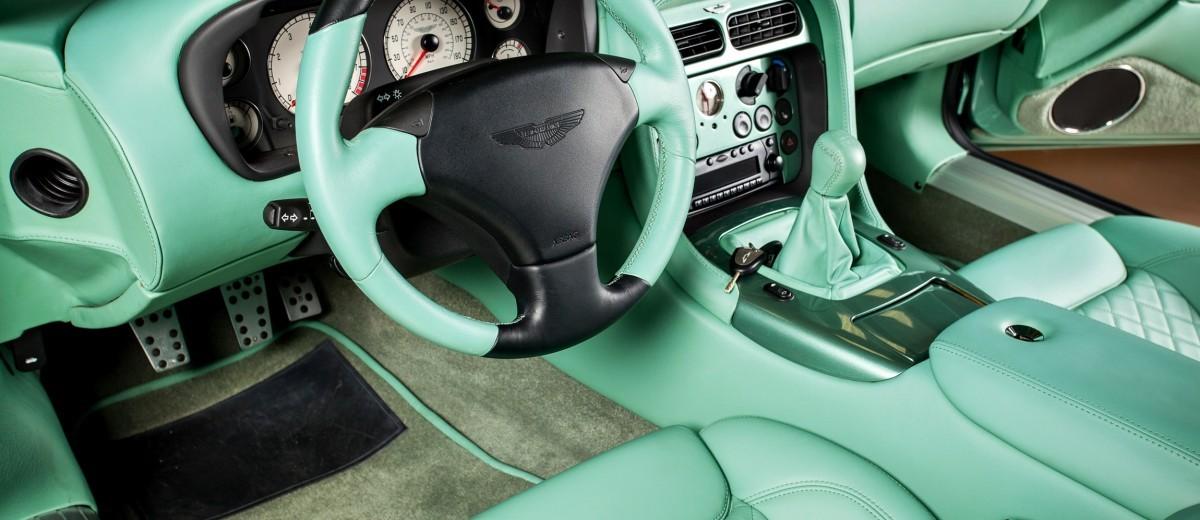 2003 Aston Martin DB7 Zagato 3