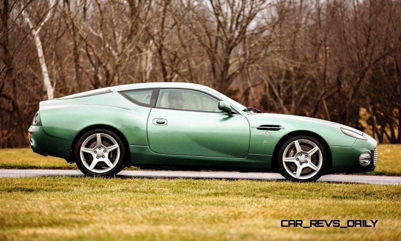 2003 Aston Martin DB7 Zagato 4