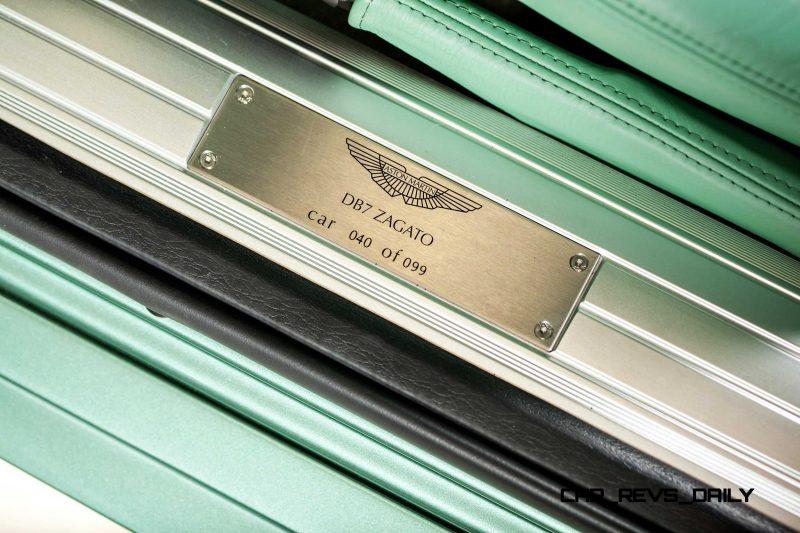2003 Aston Martin DB7 Zagato 5