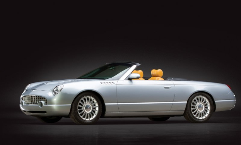 2003 Ford Thunderbird Supercharged Concept 26