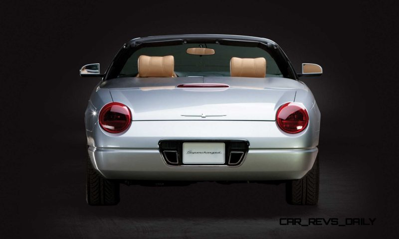 2003 Ford Thunderbird Supercharged Concept 46