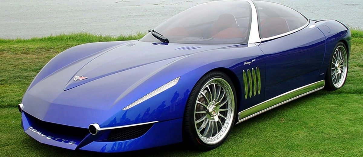 2003 ItalDesign Moray Corvette By Giugiaro 14