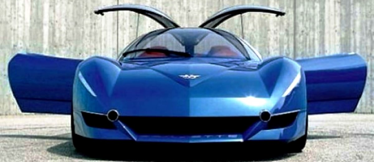 2003 ItalDesign Moray Corvette By Giugiaro 23