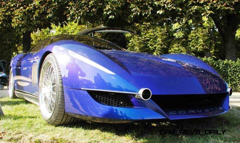 2003 ItalDesign Moray Corvette By Giugiaro 3