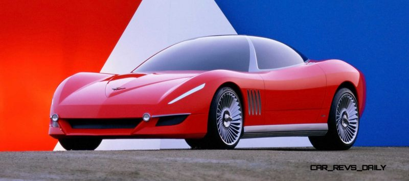 2003 ItalDesign Moray Corvette By Giugiaro 4