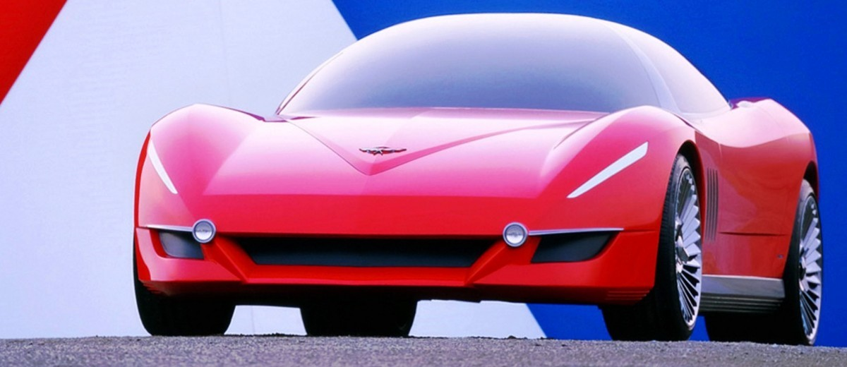 2003 ItalDesign Moray Corvette By Giugiaro 8