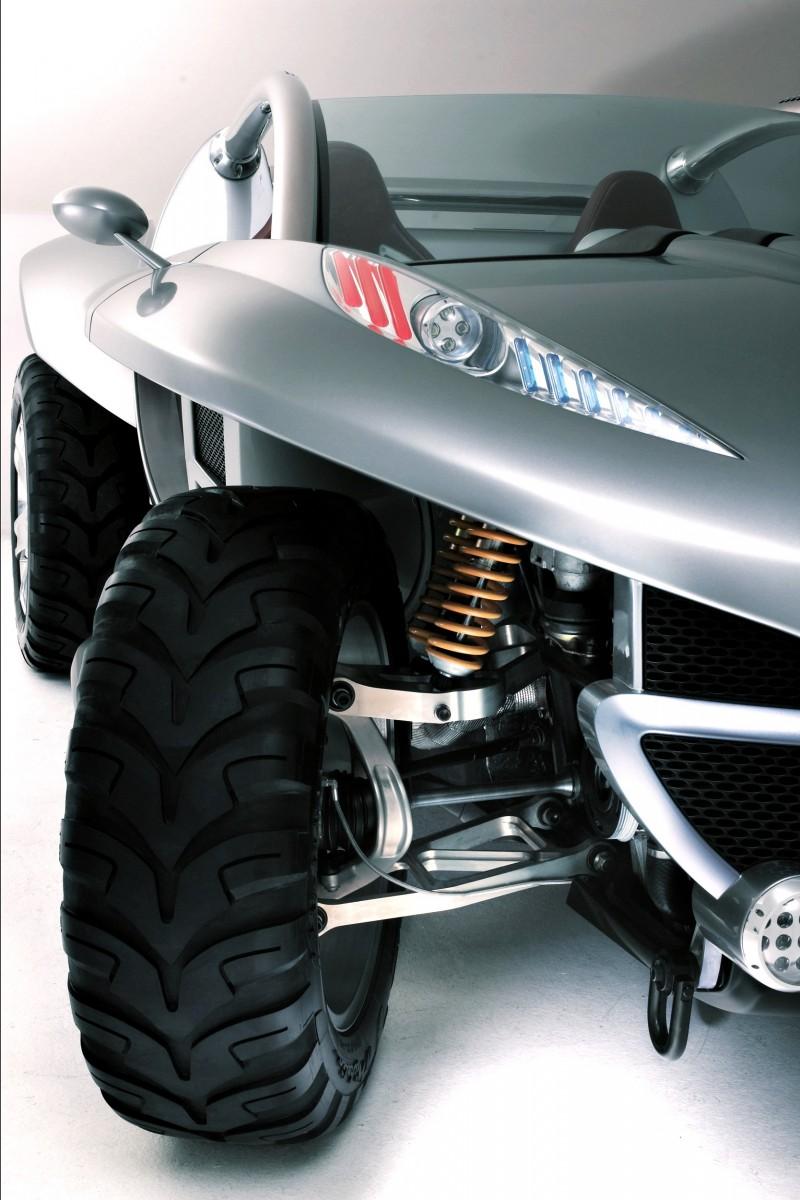 2003 Peugeot Hoggar 11