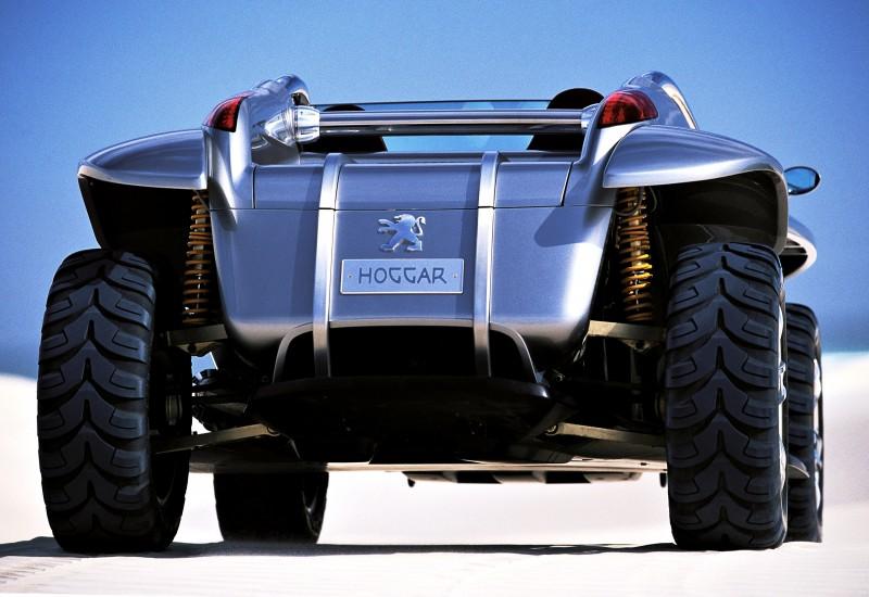 2003 Peugeot Hoggar 18