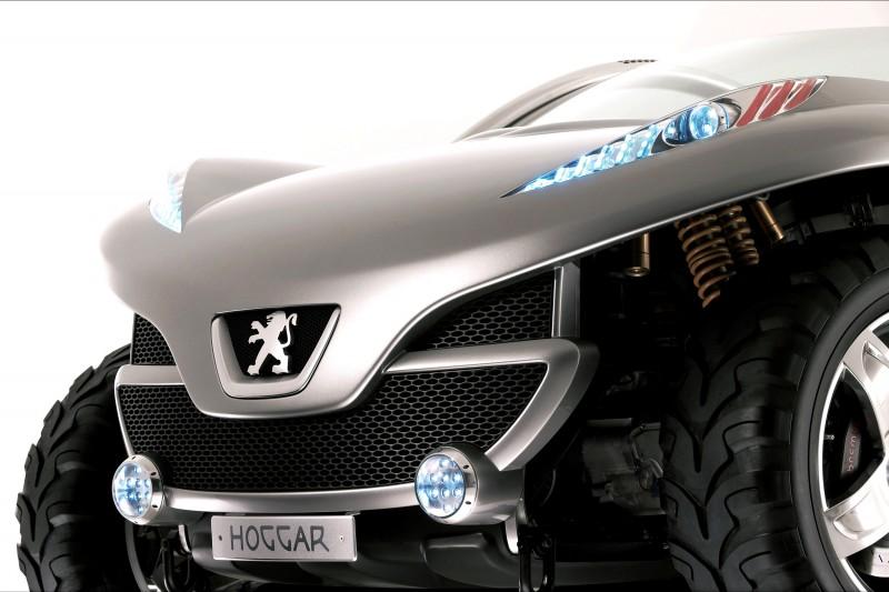 2003 Peugeot Hoggar 2