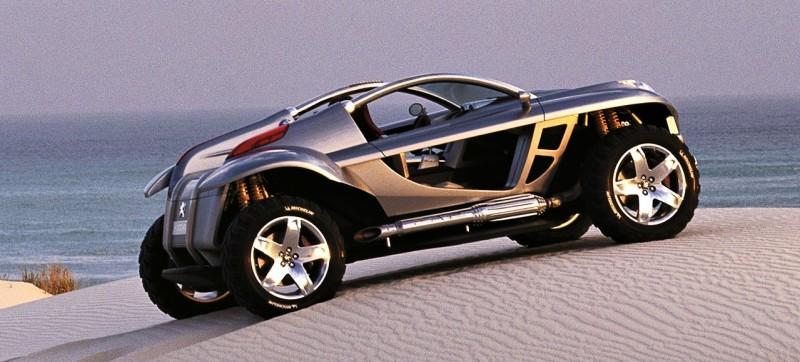 2003 Peugeot Hoggar 20