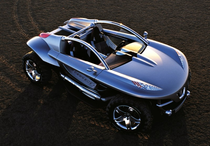 2003 Peugeot Hoggar 25