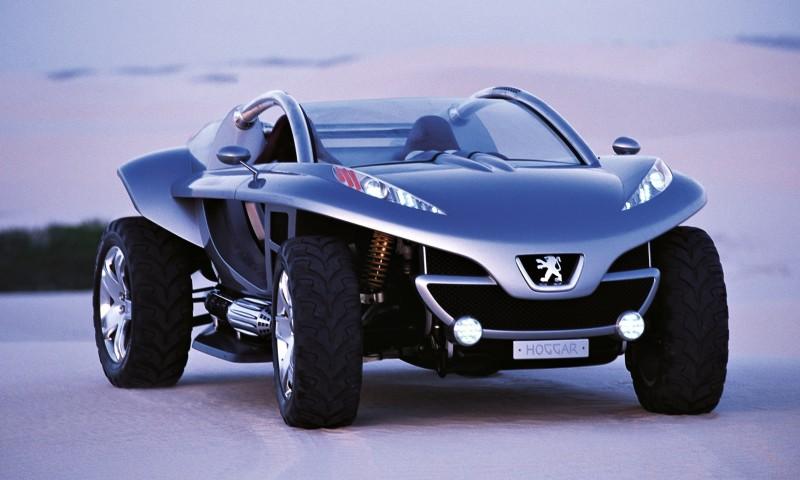 2003 Peugeot Hoggar 26