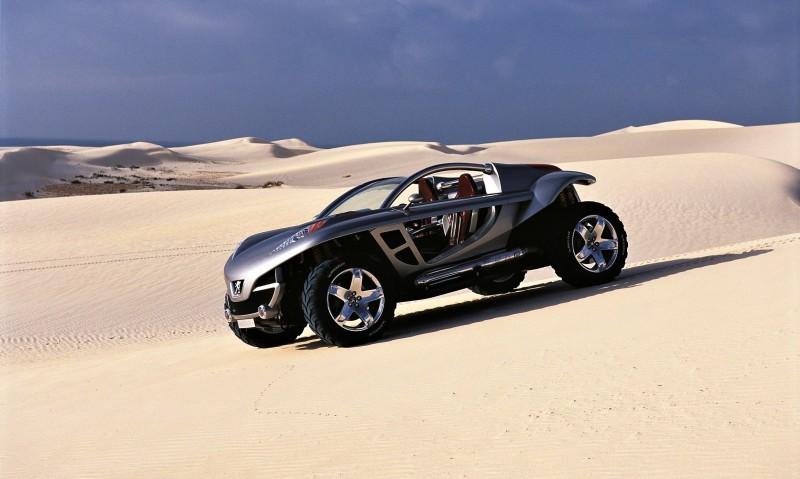 2003 Peugeot Hoggar 28