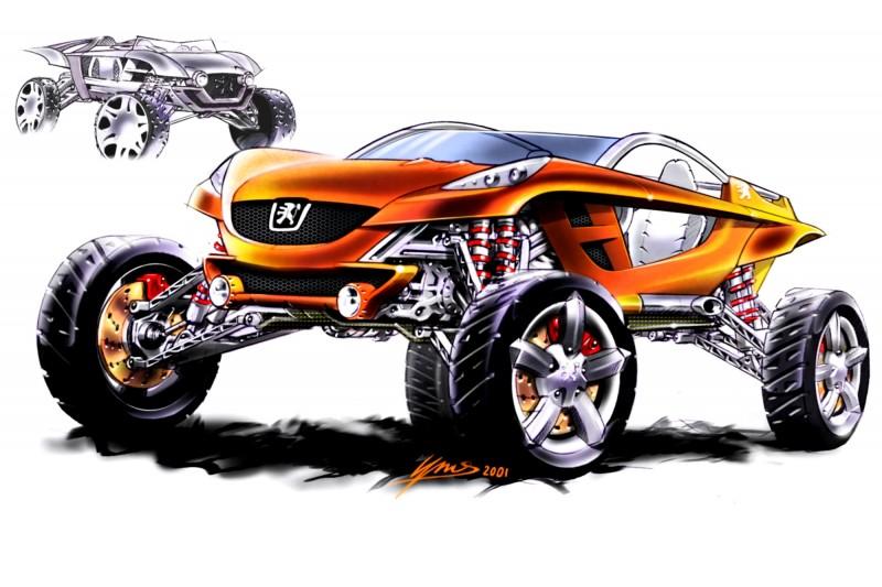 2003 Peugeot Hoggar 35