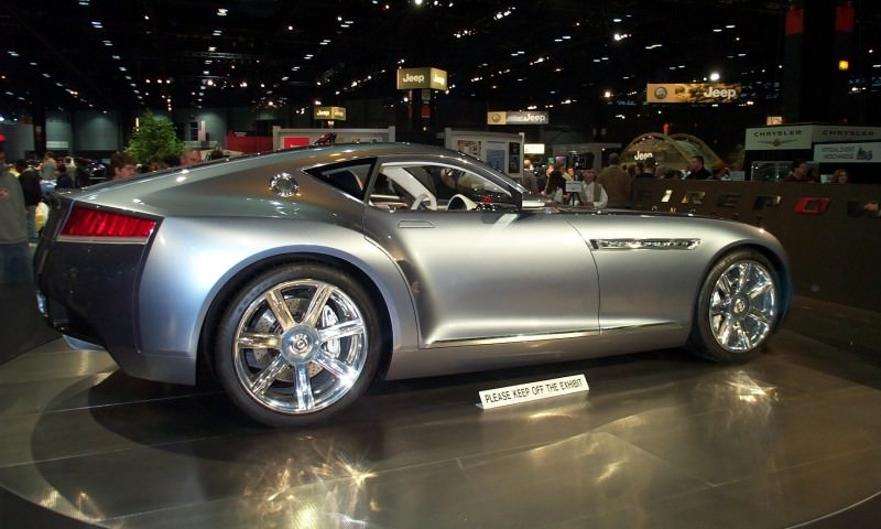 2005 Chrysler Firepower 26