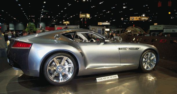 2005 Chrysler Firepower