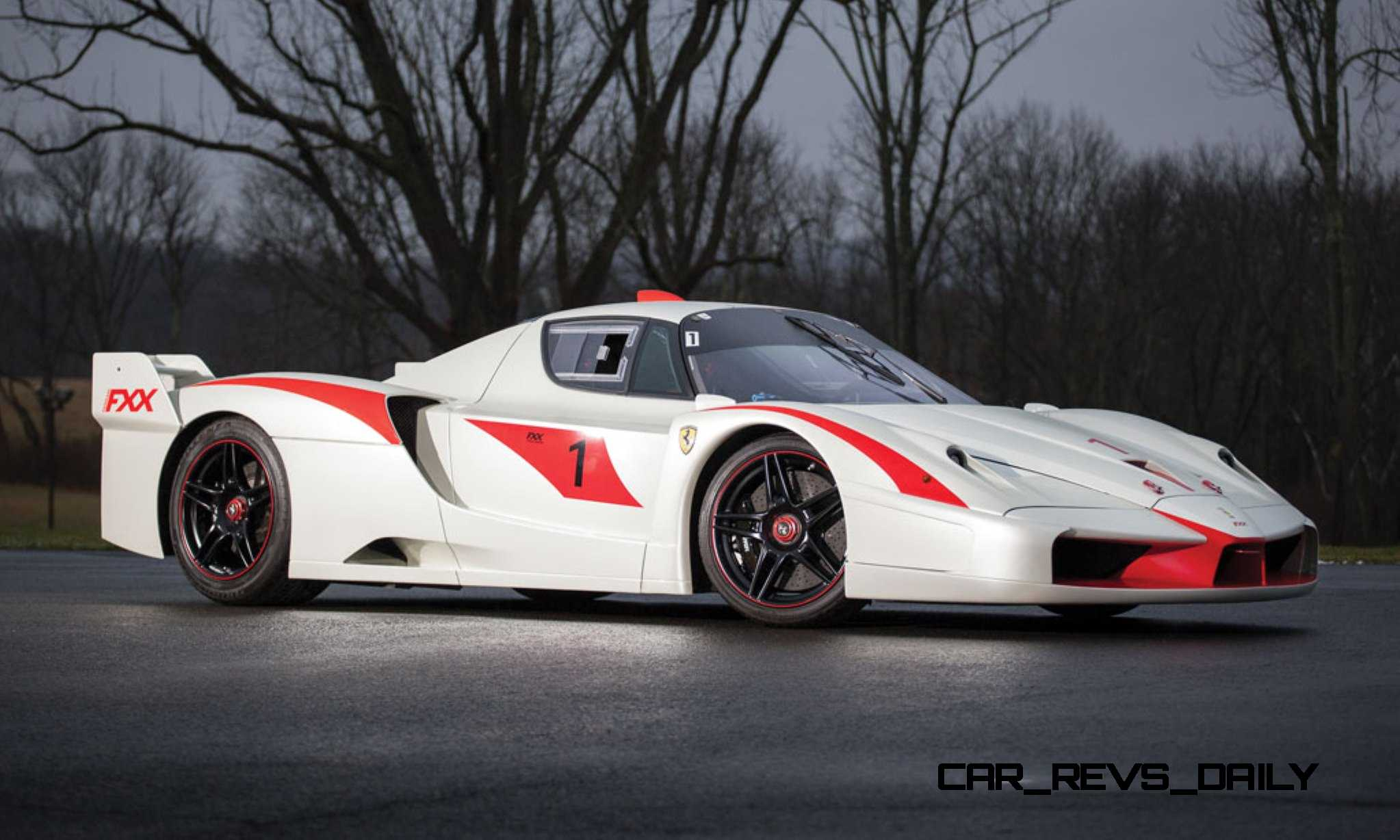 Used Car Auctions >> 2005 Ferrari FXX Evo