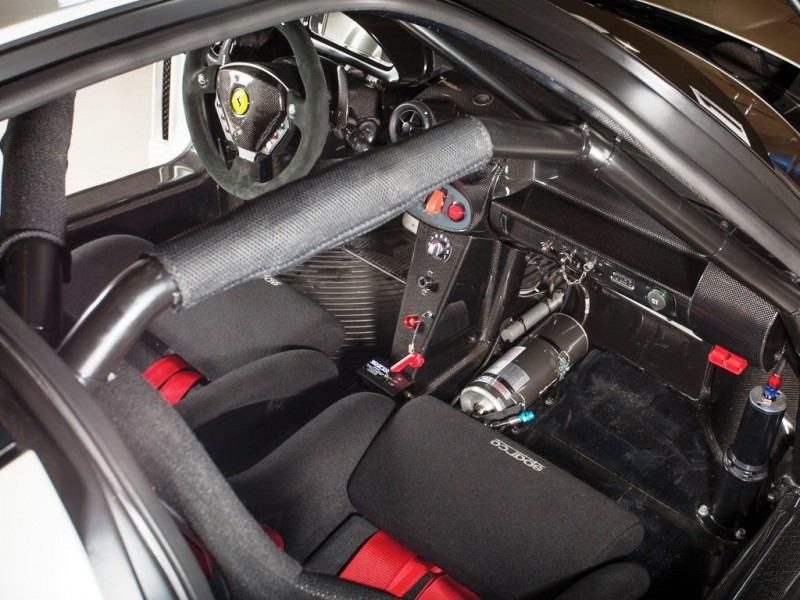 2005 Ferrari FXX Evoluzione 12
