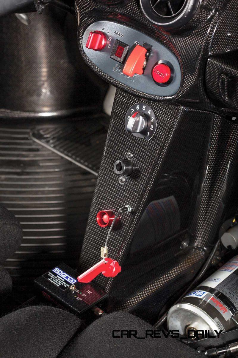 2005 Ferrari FXX Evoluzione 13