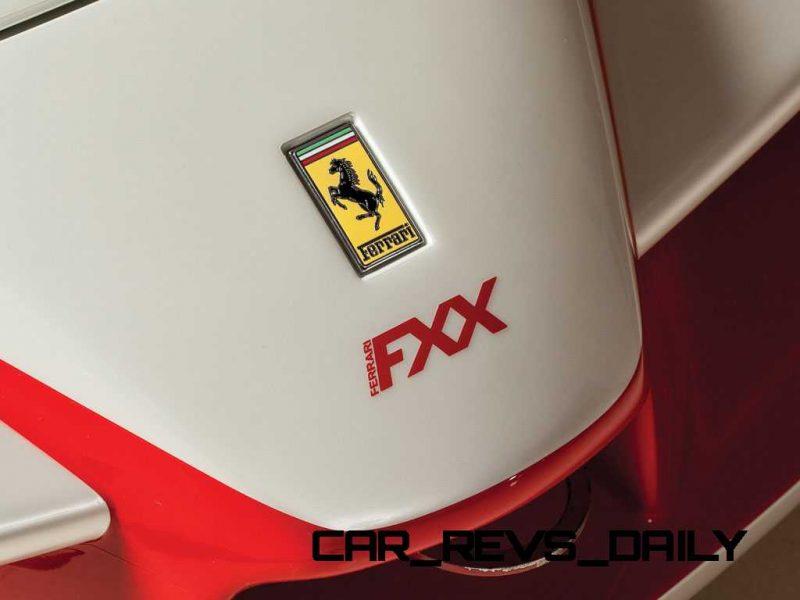 2005 Ferrari FXX Evoluzione 6