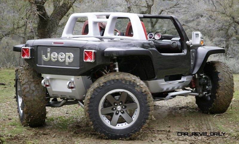 How Much Is The 2015 Jeep Renegade 2005 Jeep Hurricane
