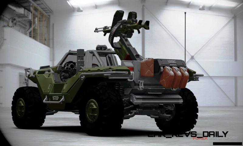 2005 Jeep Hurricane 23