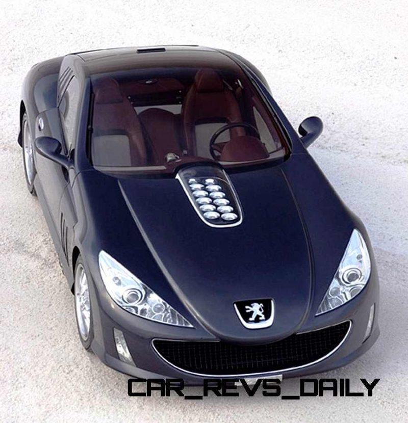 2006 Peugeot 907 30