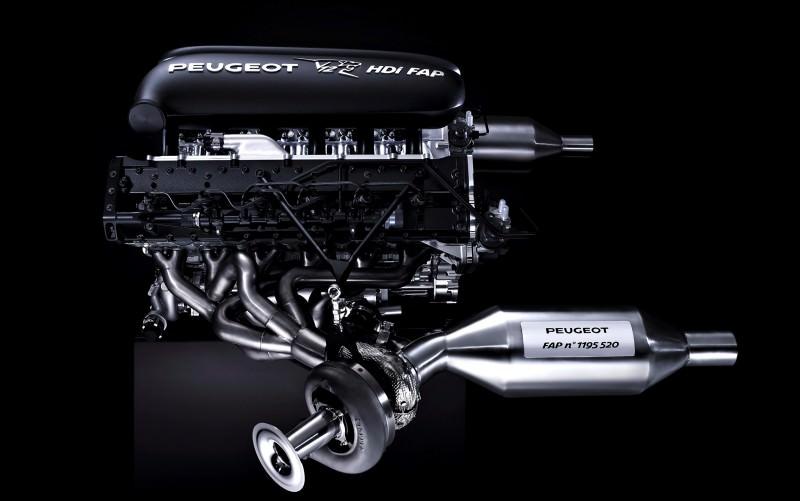 2006 Peugeot 908 RC 40