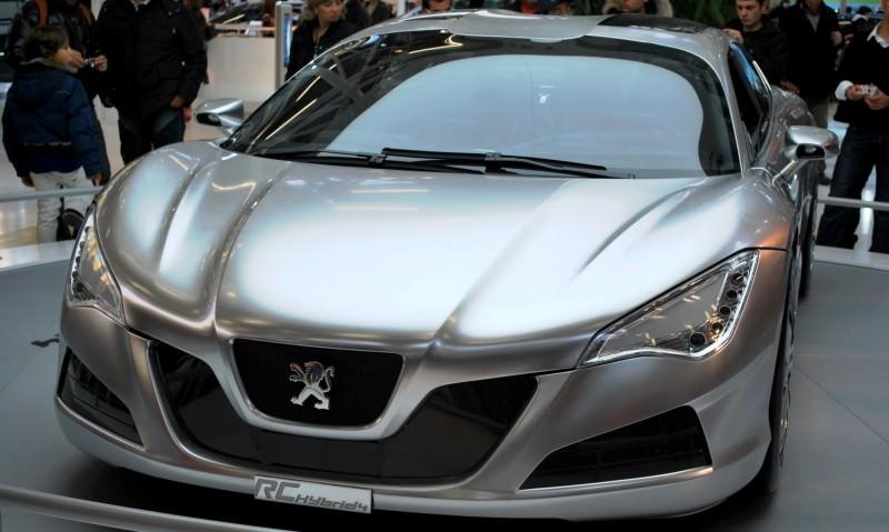 2008 Peugeot RC HYbrid4 23