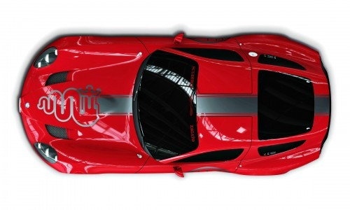2010 Alfa Romeo TZ3 Corsa by ZAGATO 11