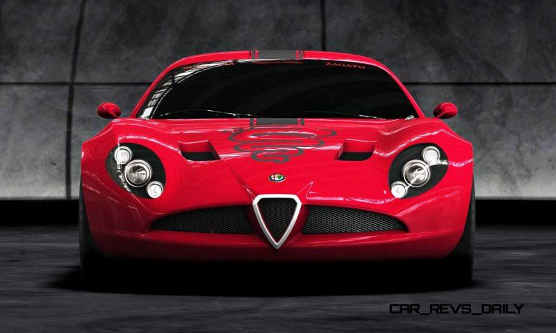 2010 Alfa Romeo TZ3 Corsa by ZAGATO 15