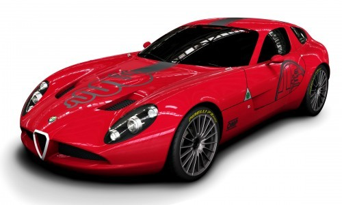 2010 Alfa Romeo TZ3 Corsa by ZAGATO 5