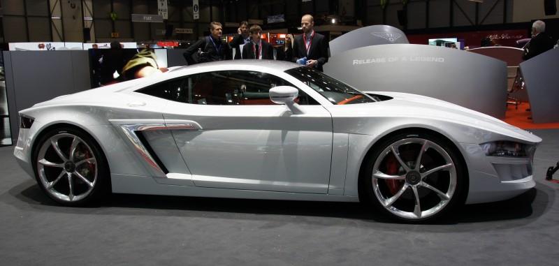 2010 Hispano Suiza Gran Turismo XIOV 1