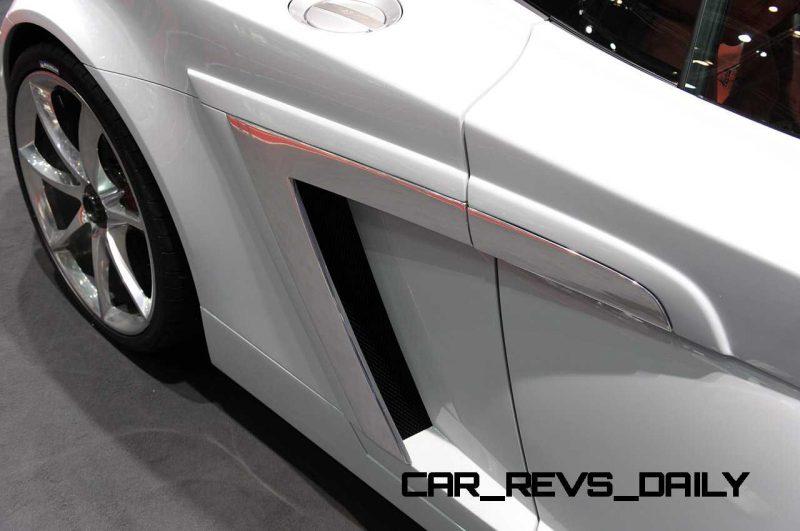 2010 Hispano Suiza Gran Turismo XIOV 10