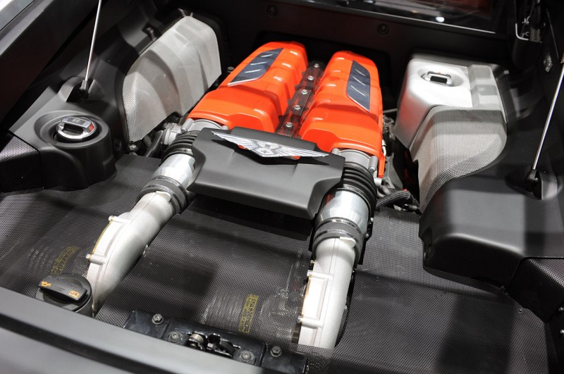 2010 Hispano Suiza Gran Turismo XIOV 17